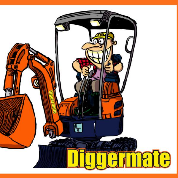Diggermate Clayton