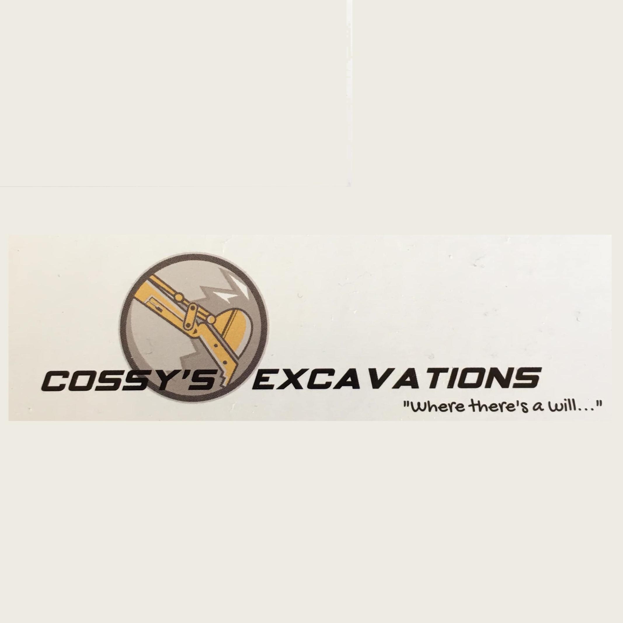Cossy's Excavations