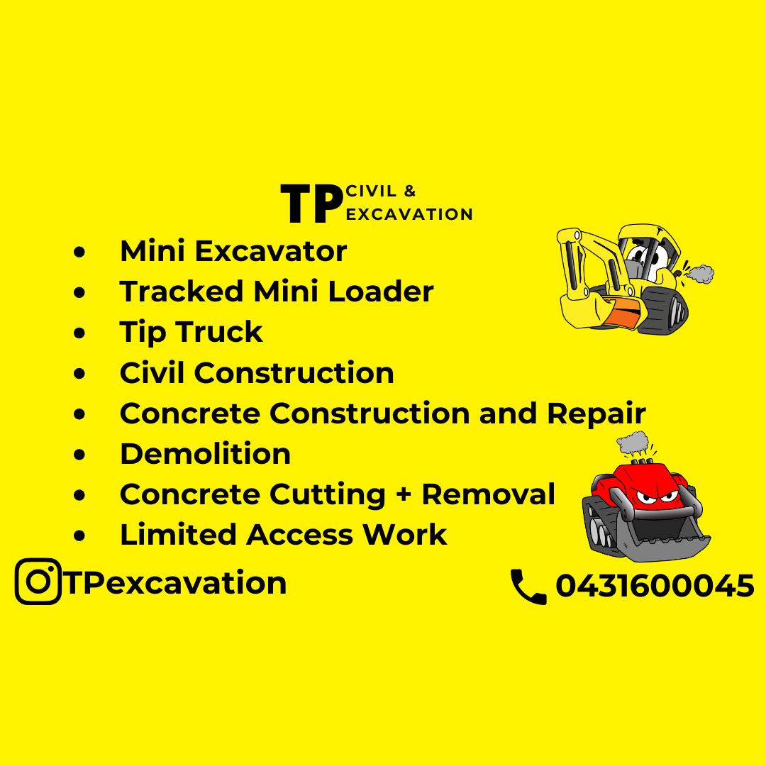 TP Civil & Excavation