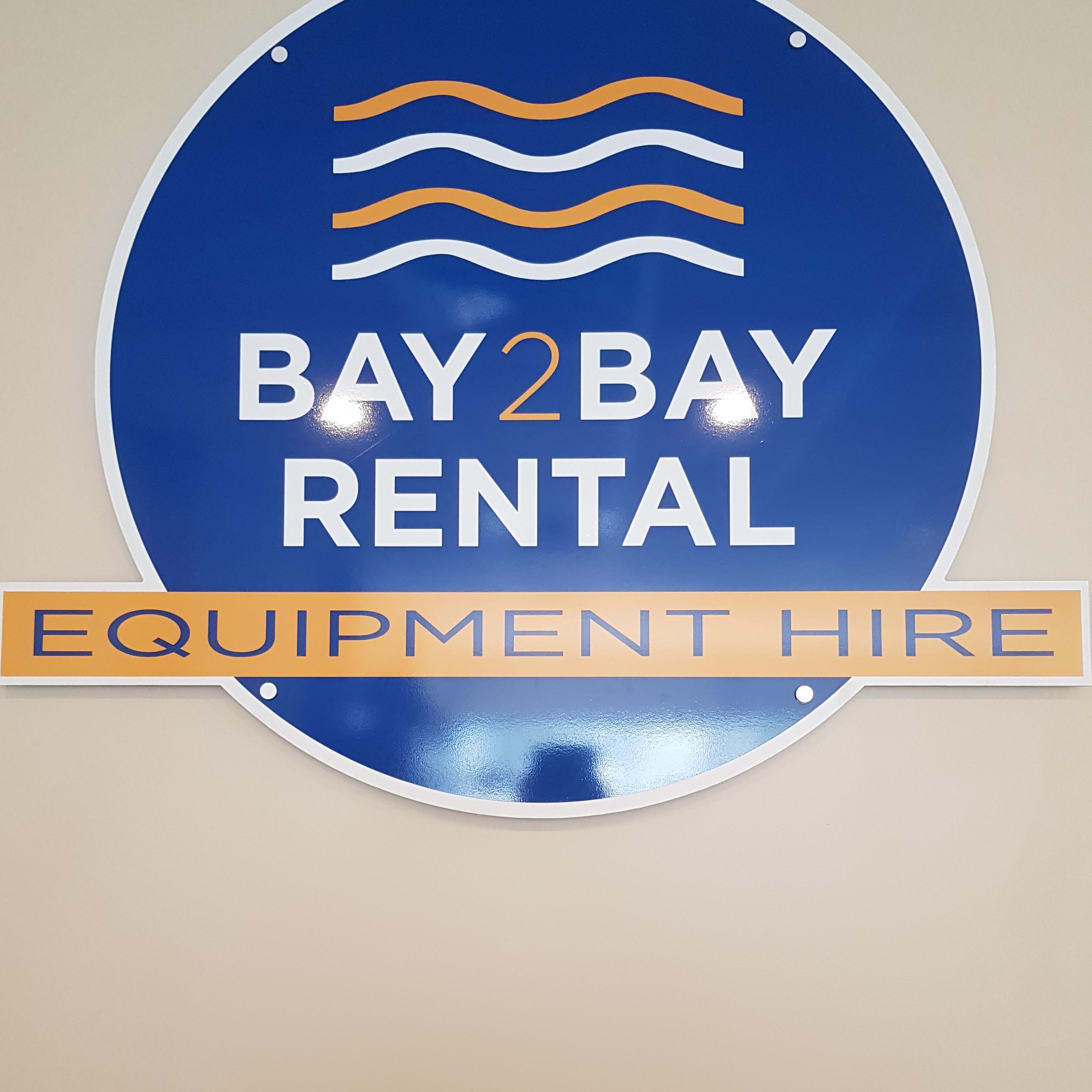 Bay 2 Bay Rental Equipment Hire