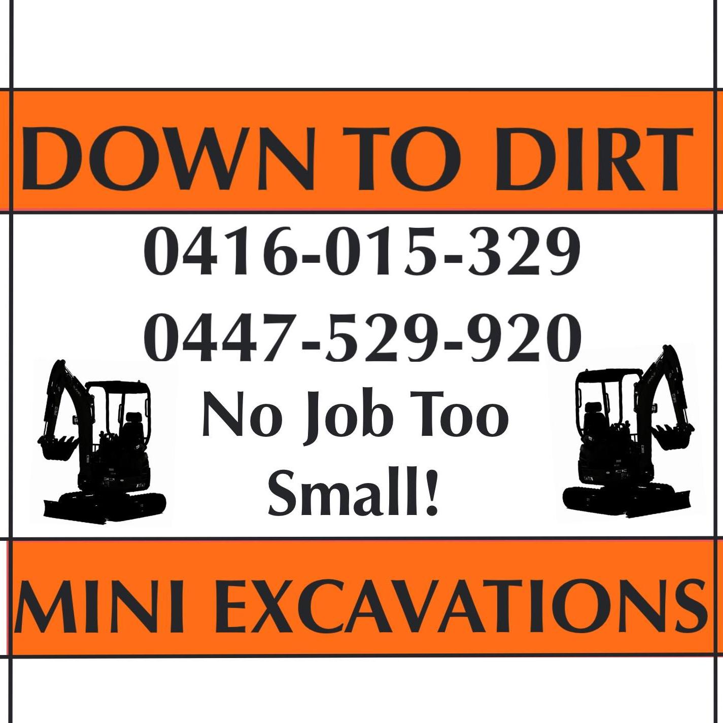Down to Dirt Pty Ltd