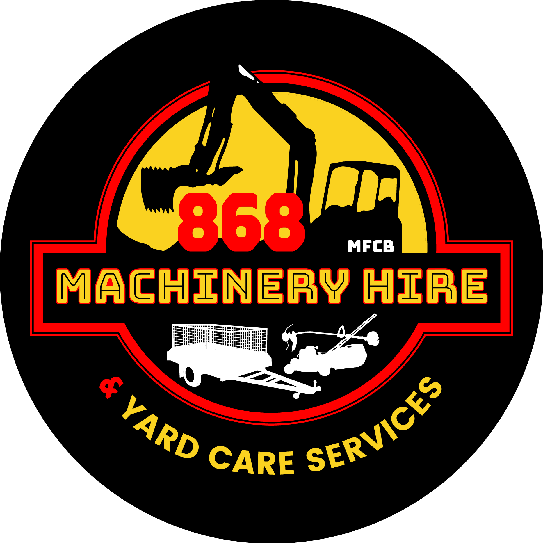 868 Machinery Hire