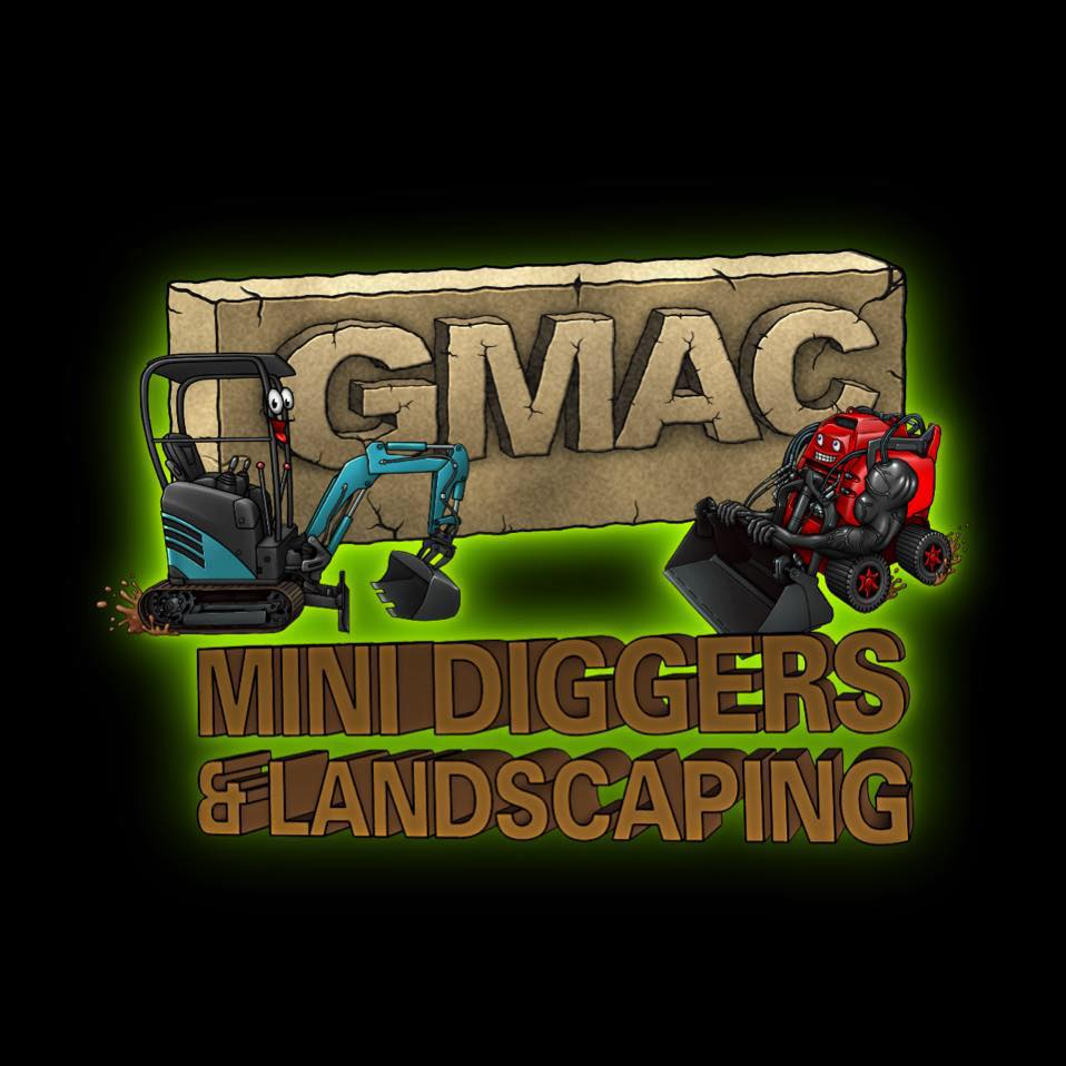 GMAC Mini Diggers and Landscaping