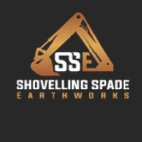 Shovelling Spade Earthworks